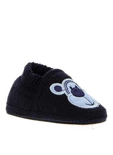 Mammaramma 48 Ay Baskılı Günlük Erkek Bebek Ayakkabı Mavi